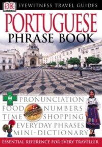 Книга Eyewitness Travel Portuguese Phrase Book