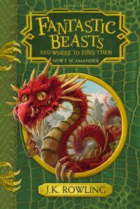 Книга Fantastic Beasts and Where to Find Them