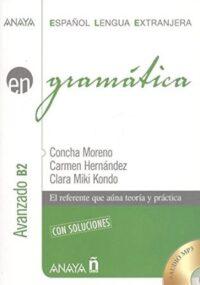 Книга Gramática Avanzado B2