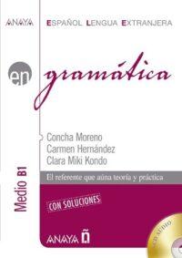 Книга Gramática Medio B1