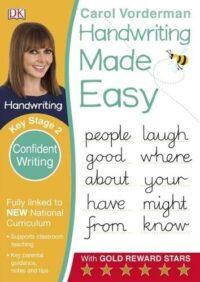 Книга Handwriting Made Easy Key Stage 2: Confident Writing