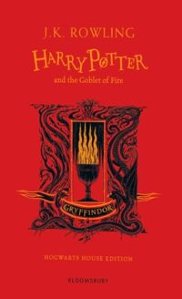 Книга Harry Potter and the Goblet of Fire (Gryffindor Edition)
