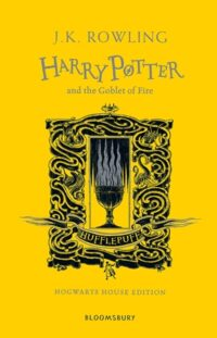 Книга Harry Potter and the Goblet of Fire (Hufflepuff Edition)
