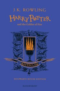 Книга Harry Potter and the Goblet of Fire (Ravenclaw Edition)