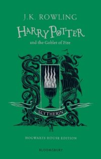Книга Harry Potter and the Goblet of Fire (Slytherin Edition)