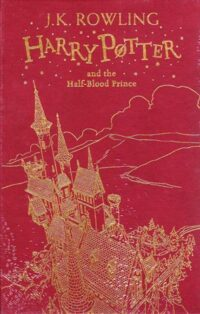 Книга Harry Potter and the Half-Blood Prince (Gift Edition)