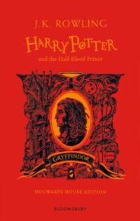 Книга Harry Potter and the Half-Blood Prince (Gryffindor Edition)
