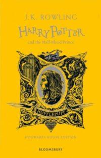 Книга Harry Potter and the Half-Blood Prince (Hufflepuff Edition)