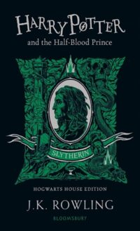 Книга Harry Potter and the Half-Blood Prince (Slytherin Edition)