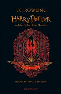 Книга Harry Potter and the Order of the Phoenix (Gryffindor Edition)