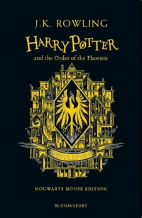 Книга Harry Potter and the Order of the Phoenix (Hufflepuff Edition)