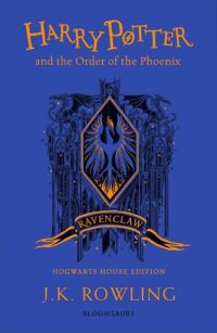 Книга Harry Potter and the Order of the Phoenix (Ravenclaw Edition)