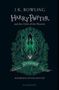 Книга Harry Potter and the Order of the Phoenix (Slytherin Edition)