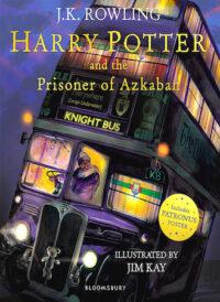 Книга Harry Potter and the Prisoner of Azkaban (Illustrated Edition)