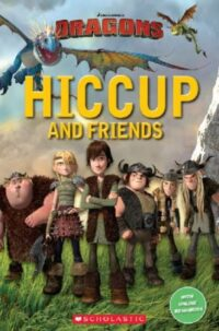 Книга How to Train Your Dragon: Hiccup and Friends