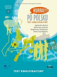 Книга Hurra!!! Po polsku Test kwalifikacyjny