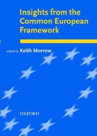 Книга Insights from the Common European Framework