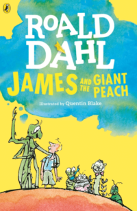 Книга James and the Giant Peach
