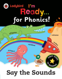Книга Ladybird I'm Ready... for Phonics! Say the Sounds
