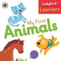 Книга Ladybird Learners: My First Animals