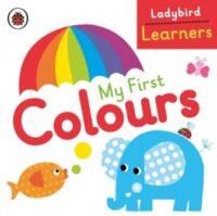 Книга Ladybird Learners: My First Colours