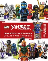 Книга LEGO Ninjago Character Encyclopedia