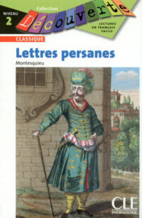 Книга Lettres persanes