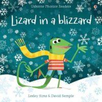 Книга Lizard in a Blizzard