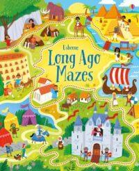Книга Long Ago Mazes