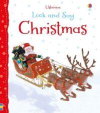 Книга Look and Say Christmas