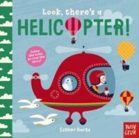 Книга Look, There's a Helicopter!