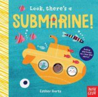 Книга Look, There's a Submarine!