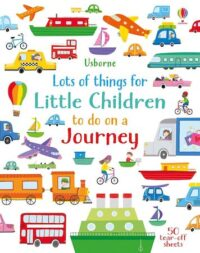 Книга Lots of Things for Little Children to Do on a Journey