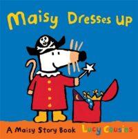 Книга Maisy Dresses Up