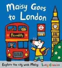 Книга Maisy Goes to London