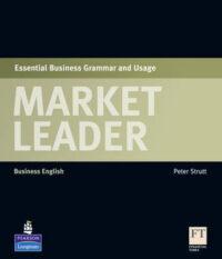 Книга Market Leader Essential Business Grammar and Usage