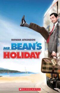 Книга Mr Bean's Holiday