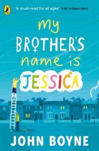 Книга My Brother's Name is Jessica