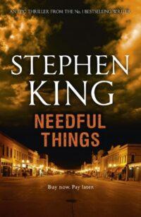 Книга Needful Things