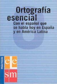 Книга Ortografía esencial