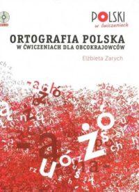 Книга Ortografia Polska w Ćwiczeniach dla Obcokrajowców z CD