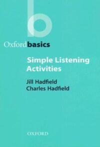 Книга Oxford Basics: Simple Listening Activities