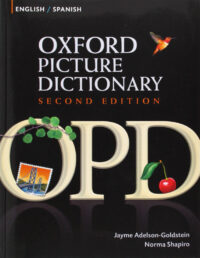 Книга Oxford Picture Dictionary Second Edition English-Spanish