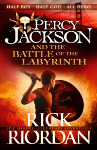 Книга Percy Jackson and the Battle of the Labyrinth (Book 4)