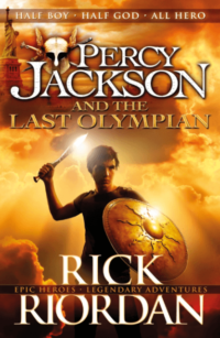 Книга Percy Jackson and the Last Olympian (Book 5)
