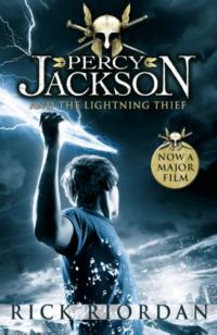 Книга Percy Jackson and the Lightning Thief (Book 1) (Film tie-in)