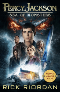 Книга Percy Jackson and the Sea of Monsters (Book 2) (Film tie-in)
