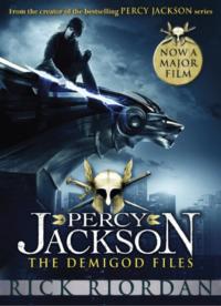 Книга Percy Jackson: The Demigod Files (Film Tie-in) (Companion Book)