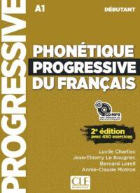 Книга Phonétique Progressive du Français 2e Edition Débutant