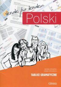 Книга Polski krok po kroku Tablice gramatyczne